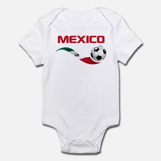 Soccer MEXICO Infant Bodysuit