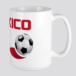 Soccer MEXICO Large Mug