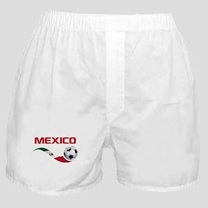 Soccer MEXICO Boxer Shorts
