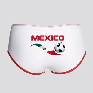 Soccer MEXICO Women's Boy Brief