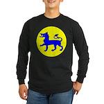 East Kingdom Populace Long Sleeve Dark T-Shirt
