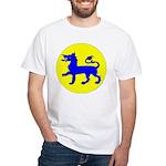 East Kingdom Populace White T-Shirt