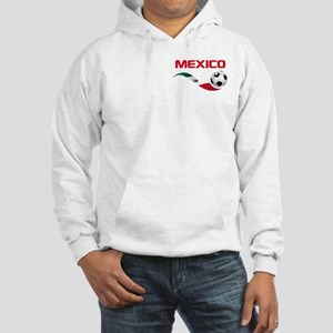 Soccer MEXICO Pocket Size Hooded Sweatshirt