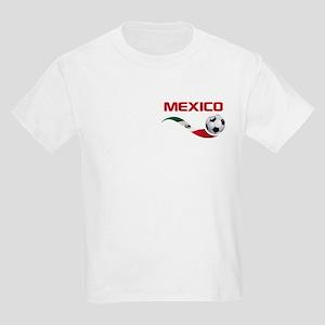 Soccer MEXICO Pocket Size Kids Light T-Shirt