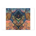 African Heart Postcards (Package of 8)