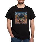 African Heart Black T-Shirt