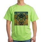African Heart Green T-Shirt