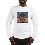 African Heart Long Sleeve T-Shirt