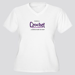 CrochetRehab061810 Plus Size T-Shirt