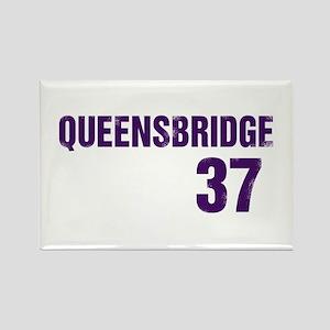 Queensbridge 37 Rectangle Magnet