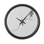 Save Gas Large Wall Clock