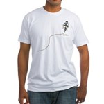 Save Gas Fitted T-Shirt