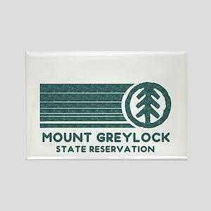 Mount Greylock Rectangle Magnet