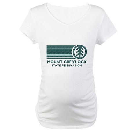 Mount Greylock Maternity T-Shirt