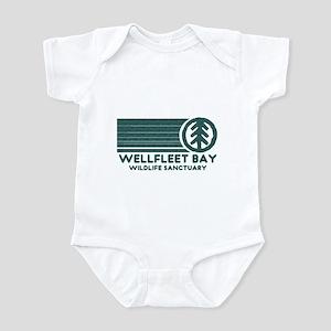 Wellfleet Bay Wildlife Sanctu Infant Bodysuit