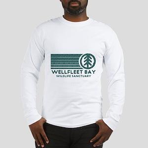 Wellfleet Bay Wildlife Sanctu Long Sleeve T-Shirt