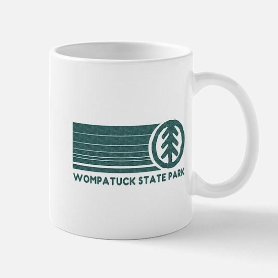 Wompatuck State Park Mug