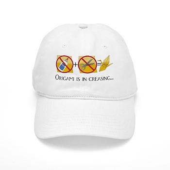Origami Rules Cap