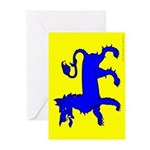 East Kingdom Populace Greeting Cards (Pk of 20)