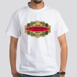 Vintage Cigar Label White T-Shirt