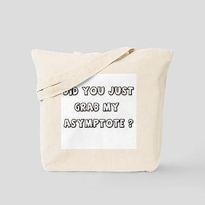 Grab Asymptote Tote Bag