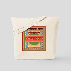 Vintage Cigar Label Tote Bag