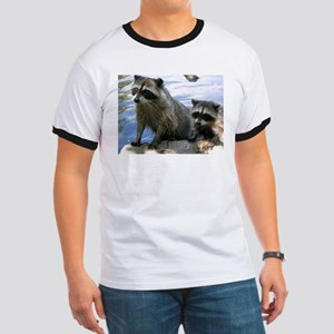 Racoon Buddies Ringer T