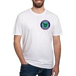 Tasmania Masons Fitted T-Shirt