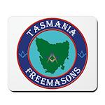 Tasmania Masons Mousepad
