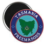 Tasmania Masons Magnet