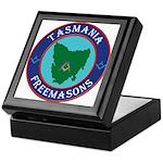 Tasmania Masons Keepsake Box