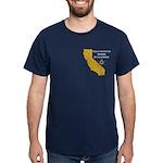 Republic of California Masons Dark T-Shirt