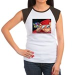 Cory's Women's Cap Sleeve T-Shirt