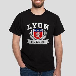 Lyon France Dark T-Shirt