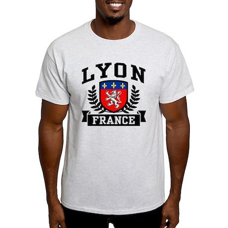 Lyon France Light T-Shirt