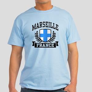 Marseille France Light T-Shirt