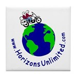 Horizons Unlimited Tile Coaster
