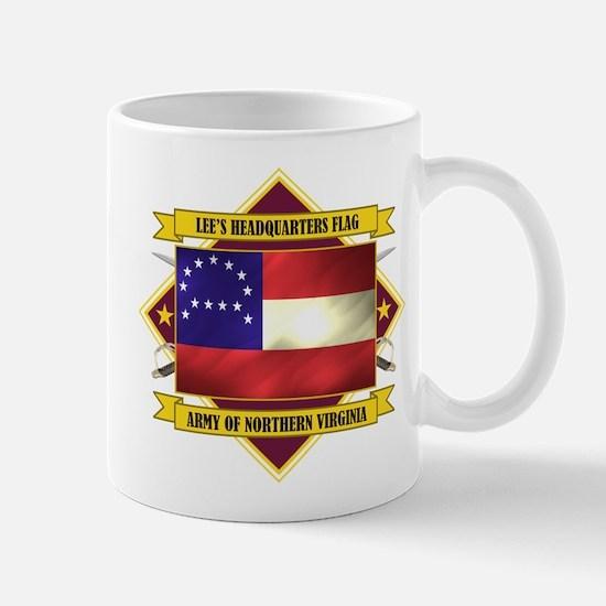 Lee's Headquarters Flag Mug