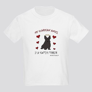 scottish terrier Kids Light T-Shirt