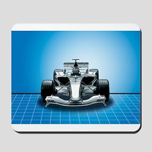 Ultimate Speed Machine - F1 Mousepad