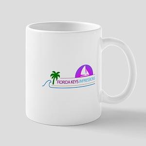 Florida Keys Impressions Mug