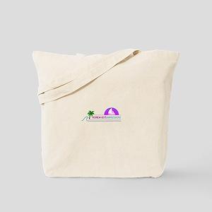 Florida Keys Impressions Tote Bag