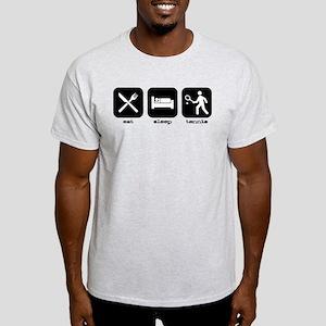 Eat, Sleep, Tennis Light T-Shirt