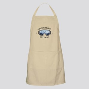 Bridger Bowl - Bozeman - Montana Light Apron