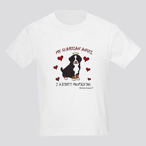 bernese mountain dog Kids Light T-Shirt