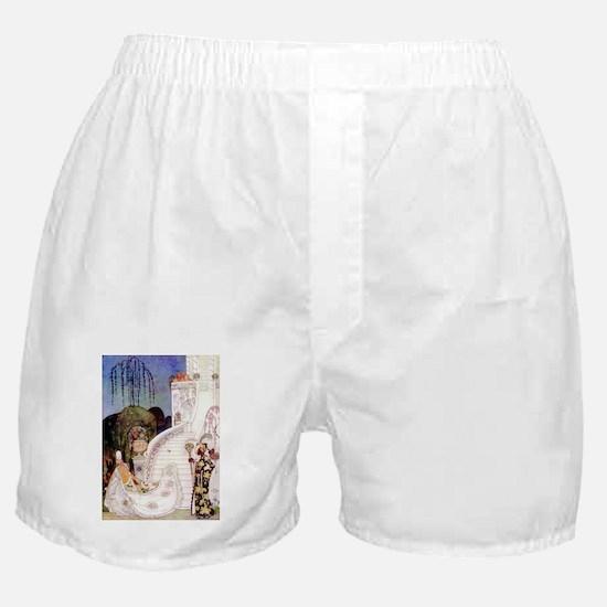 Kay Nielsen's Cinderella Boxer Shorts