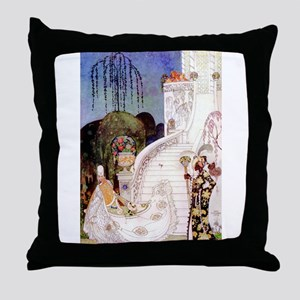 Kay Nielsen's Cinderella Throw Pillow