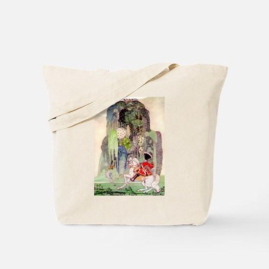 Kay Nielsen's Sleeping Beauty Tote Bag