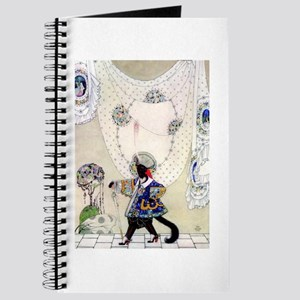 Kay Nielsen's Puss In Boots Journal