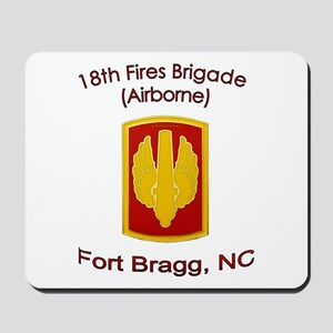 18th Fires BDE Mousepad